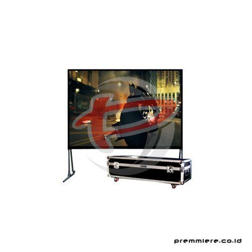 "Screen Projector Fast Fold Front 180"" Diagonal [FSSV2635s]"